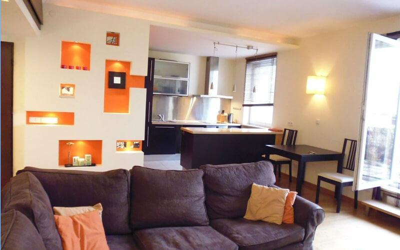 Apartment Warsaw 2 rooms 57 m2 – Marina Mokotów