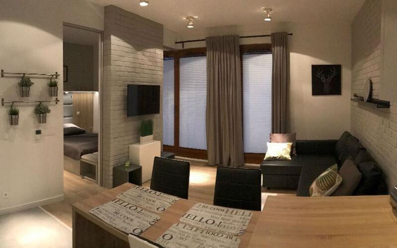 Apartment Warsaw – 2 Rooms Mokotów st. Magazynowa