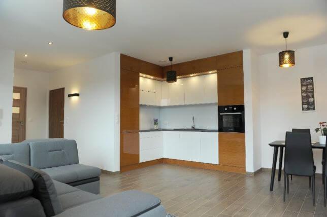 Apartment Warsaw – Mokotów Dolna