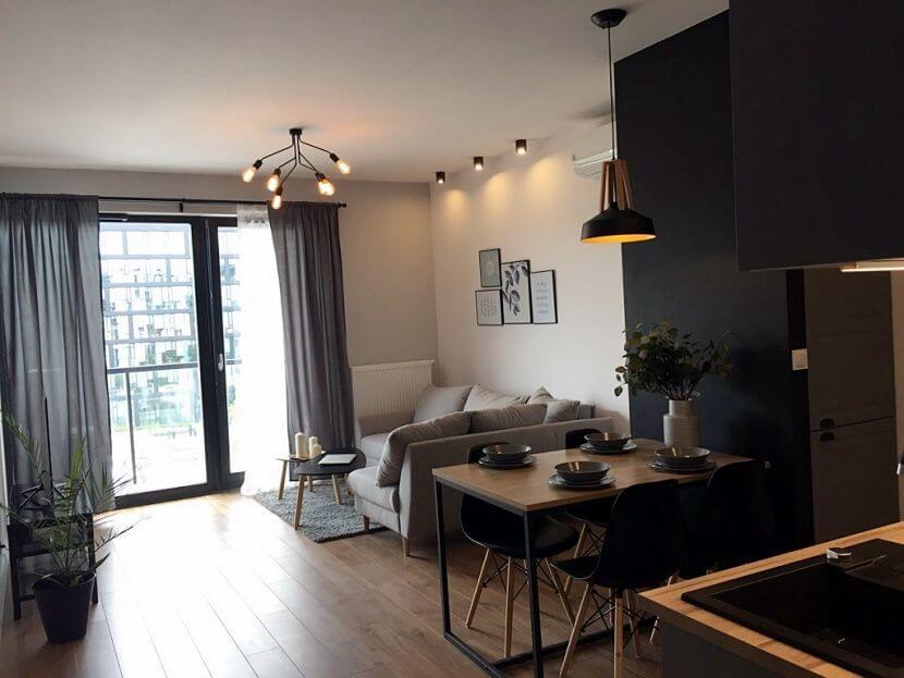 Apartament Warszawa – Mokotów Konstruktorska