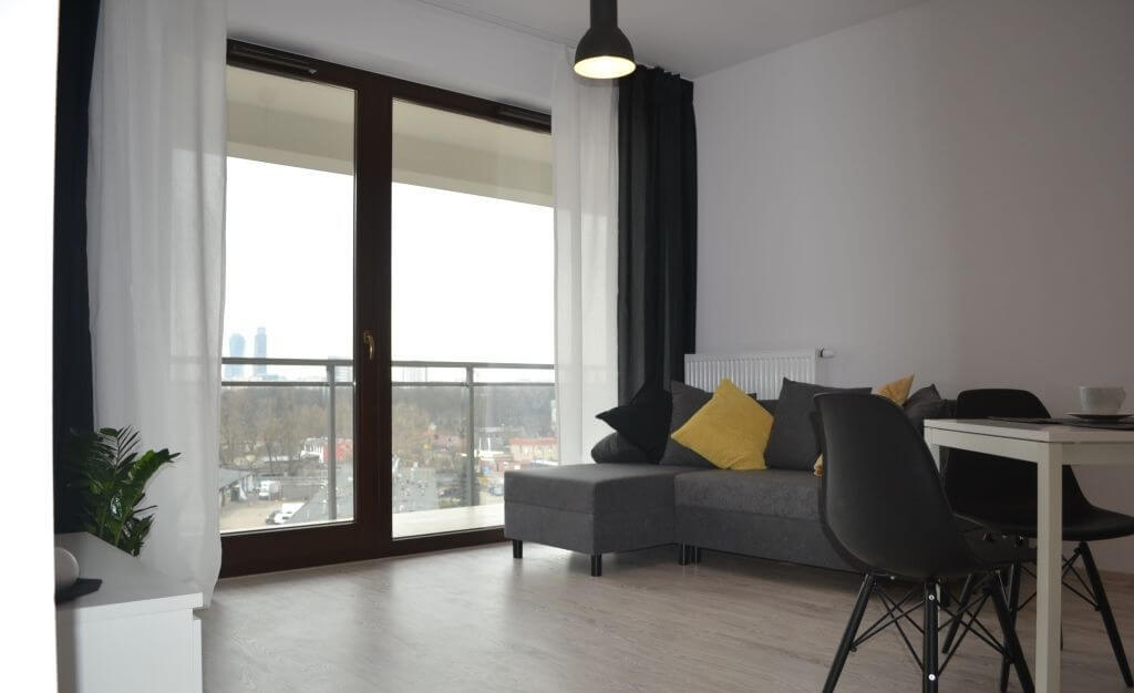 Apartment Warsaw – City Center Arkadia