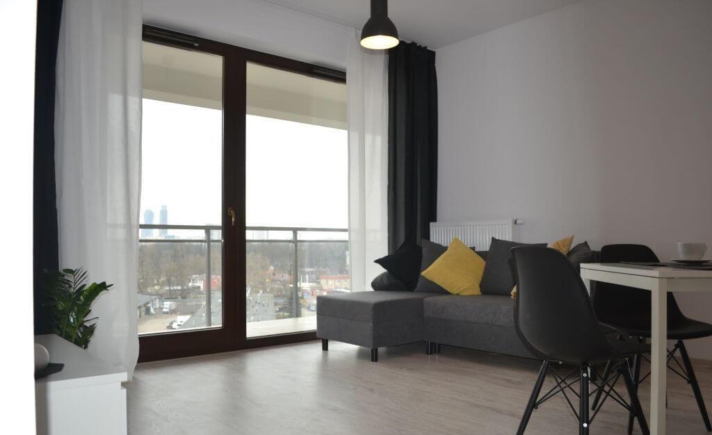 Apartament Warszawa – Centrum Arkadia