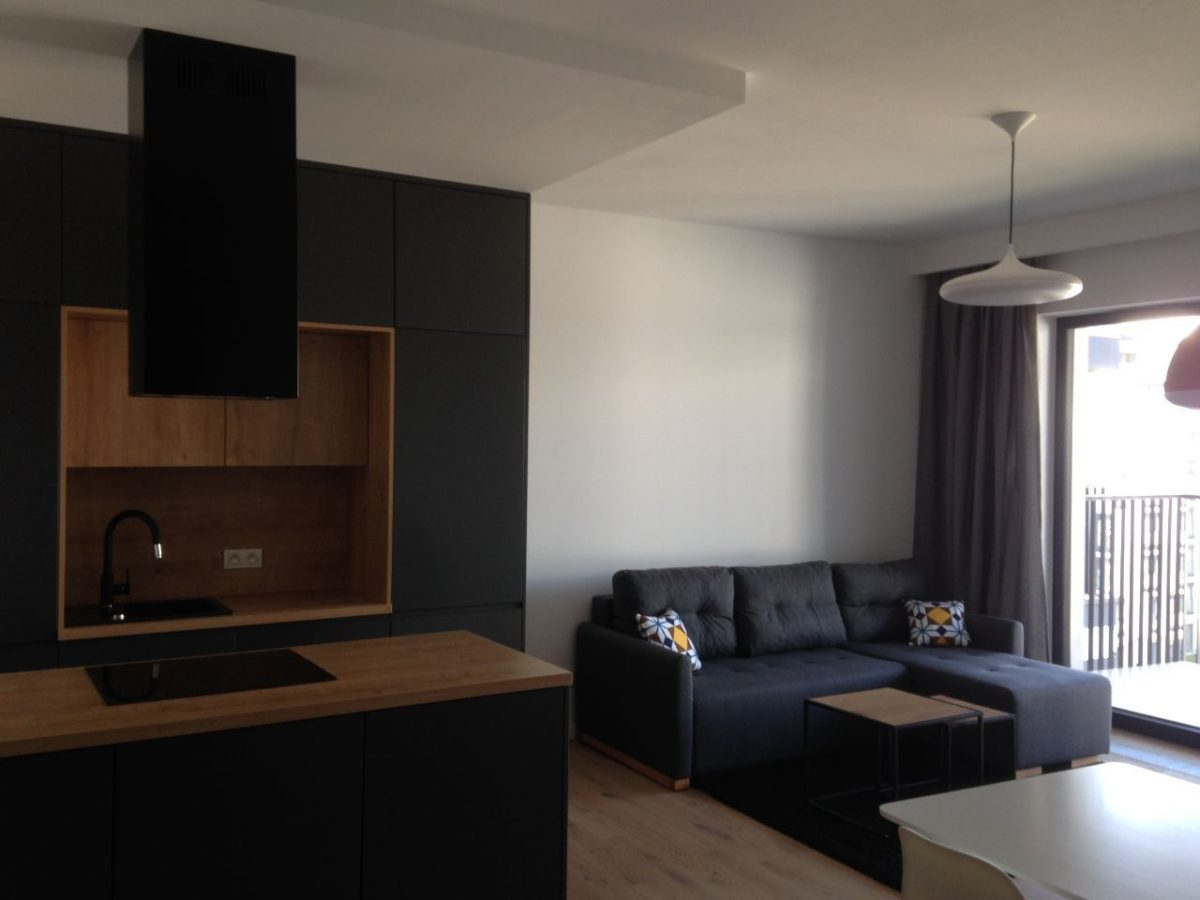 Apartment Warsaw 60 m2 – Żoliborz Rydygiera