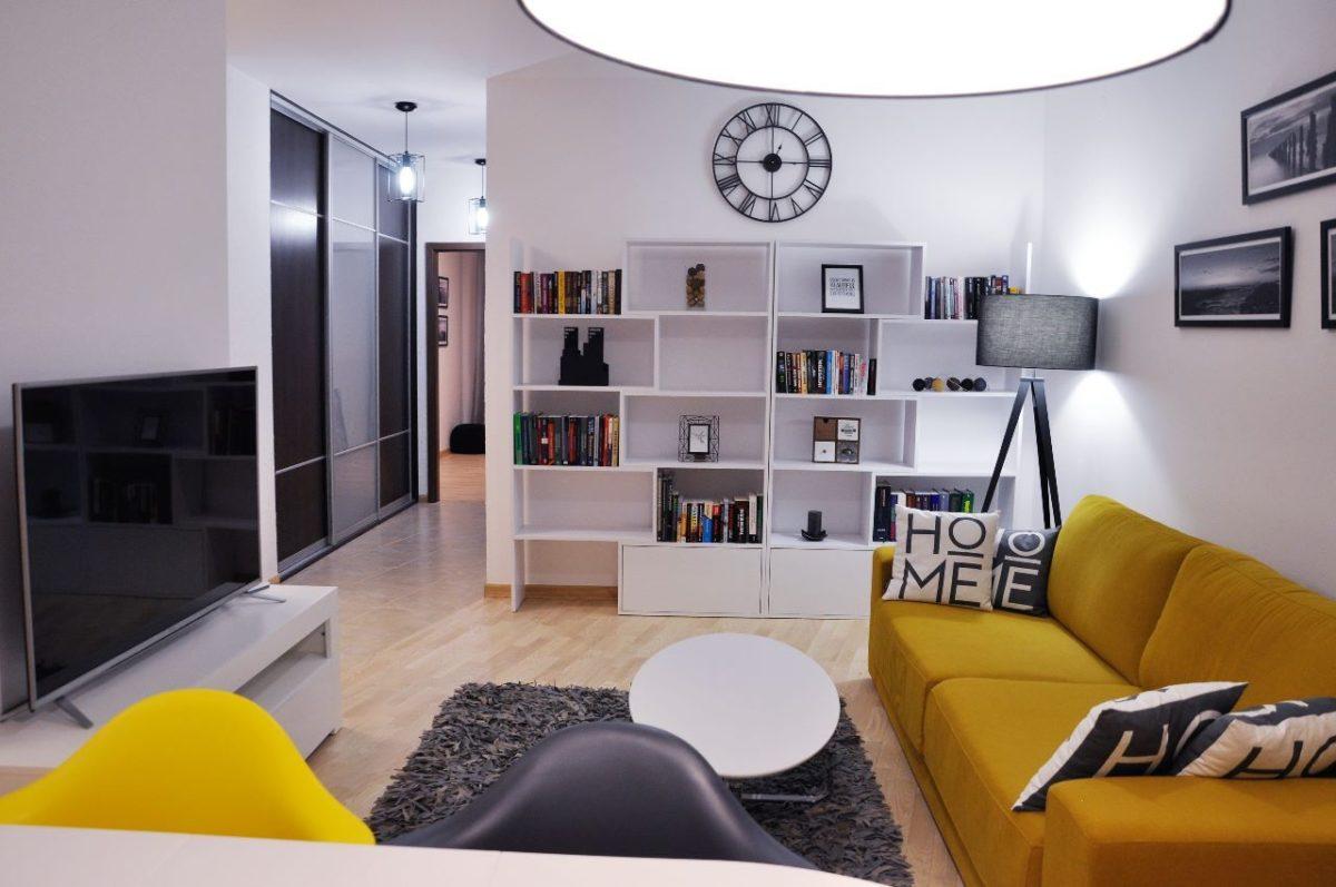 Apartament Warszawa – Śródmieście Sienna