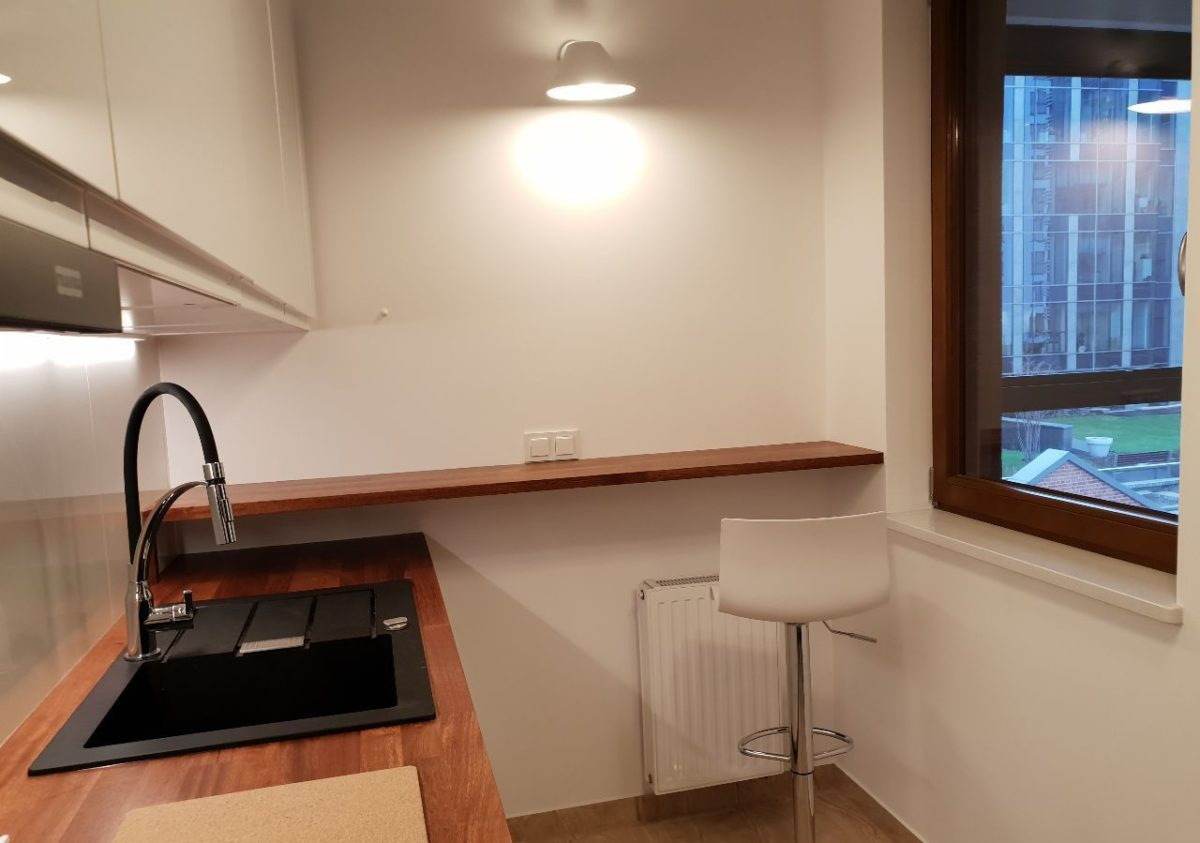 Apartment Warsaw – Wola Grzybowska