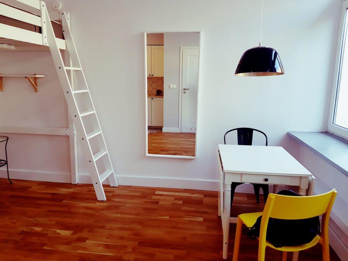 Apartment Warsaw – Ochota Filtrowa