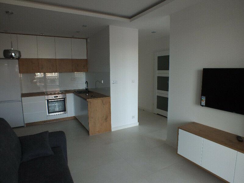 Warsaw Apartment – Mokotów Cybernetyki